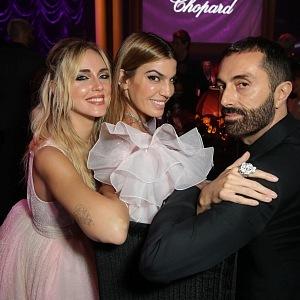 Chiara Ferragni, Bianca Brandolini d'Adda, Giambattista Valli