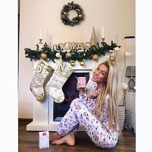 Youtuberka oslavila Vánoce společně s rodinou v Ostravě.