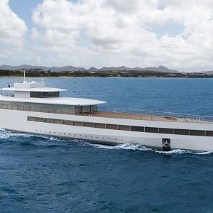 Venus jachta, majitelka Laurene Powell Jobs
