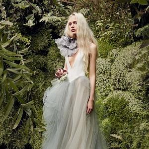 Vera Wang - model Larkspure