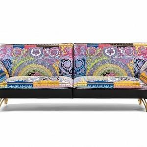 Versace Rhapsody, luxusní sofa