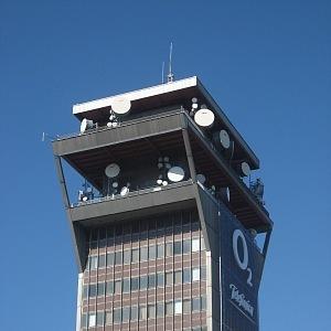 Bývalá Ústřední telekomunikační budova
