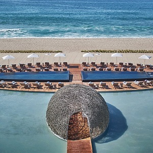 Pláž Los Cabos