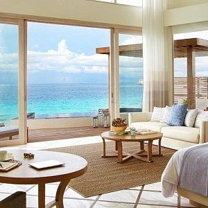 Další krása Malediv Viceroy Resort*****