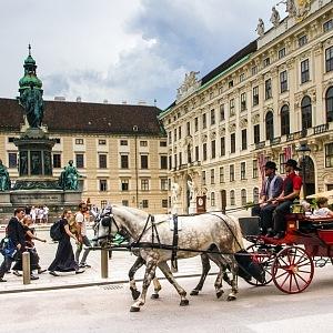 Navštivte noblesní Vídeň