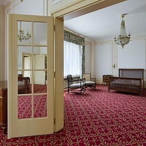 Interiér vily A. Stiasnni