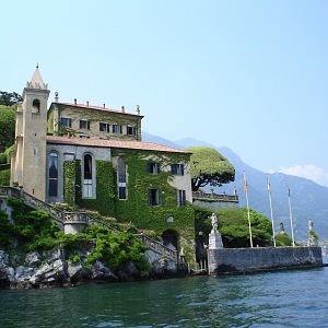 Villa Balbianello, jezero Como