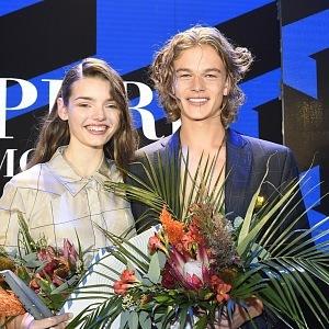 Oliver Průcha a Anna Brodecká