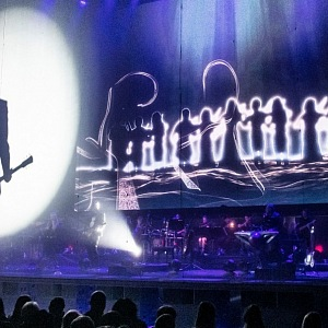 Koncert Vivaldianno v pražské O2 aréně.