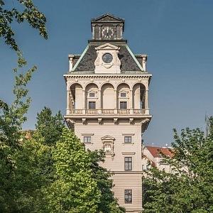 Vodárenská věž Letná, foto Dita Havránkova