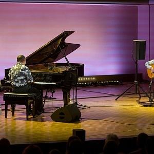 Struny podzimu koncert CAMILO & TOMATITO