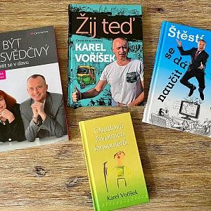 Všechny knihy Karla Voříška.