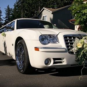 Na svatbu v luxusu