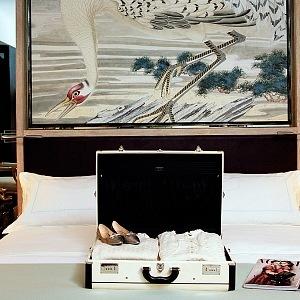 Unique rooms of the hotel