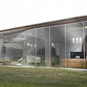 Dům vyrobený 3D tiskem