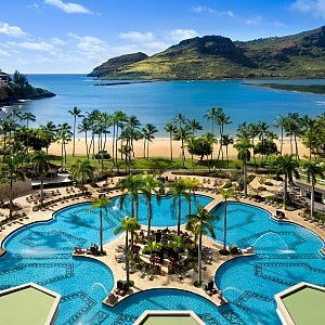 Marriott resort v Kalapi Beach