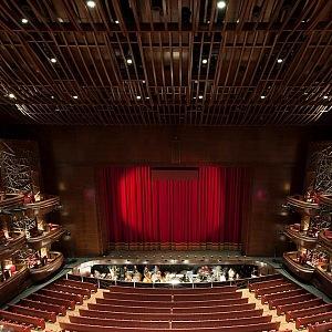 Dubai Opera, sál