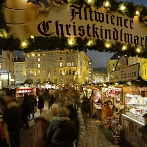 Vídeň mívá nejslavnější trhy.