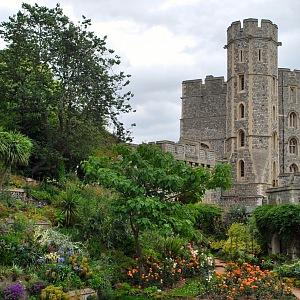 Windsor - předlha k zámku Hluboká