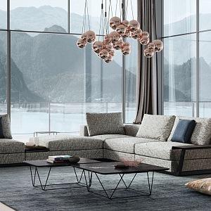 Walter Knoll - sofa Living Landscape