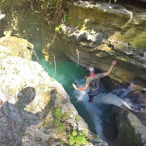 Skok - Canyoneering