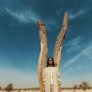 Kampaň se fotila v magickém prostředí pouště