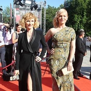 Aňa Geislerová dress Pietro Filipi, Ester - Vivienne Westwood