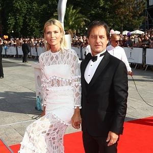 Daniela Peštová and Pavol Habera