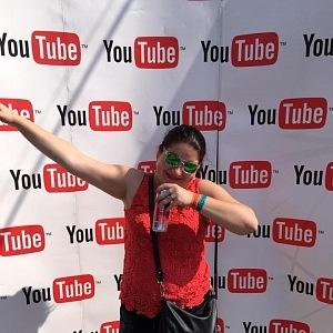 Aniž by o to usilovala, je Sejroška hvězdou YouTube.