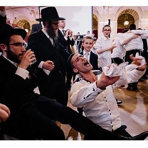 Jan Zátorský - Unikátní chasidská svatba