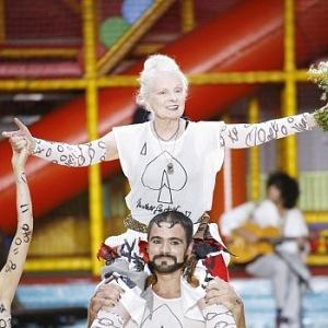 Vivienne Westwood SS 2018