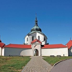 Poutní kostel sv. Jana Nepomuckého