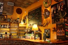 Mexican restaurant Prague