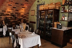 Itallian estaurant Prague