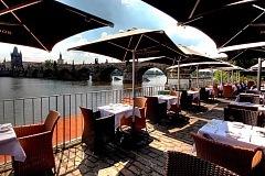 Restaurant Charles Bridge Prague