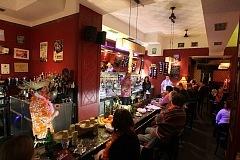 Tretter's bar Prague