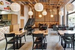Prague Japanese restaurant