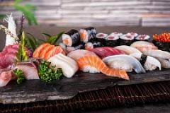 sushi prague
