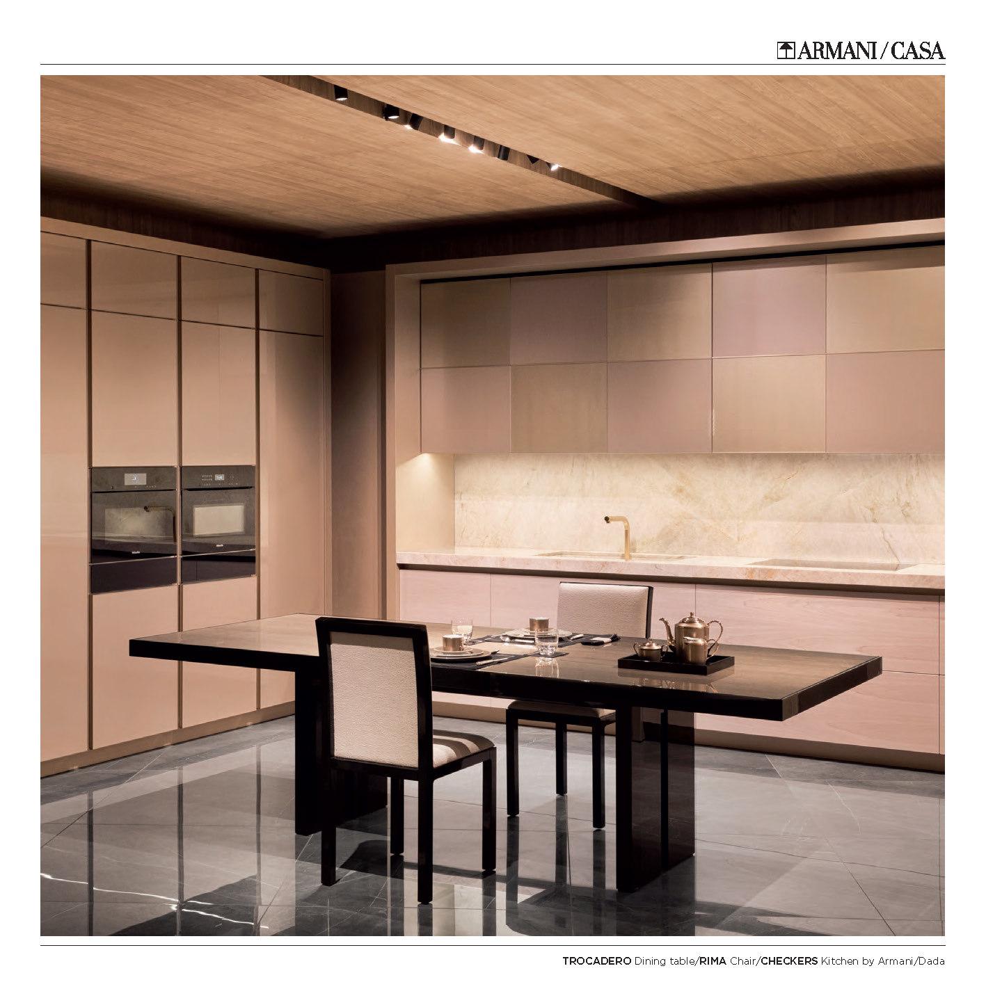 Armani Home Interiors | The Armani Casa Interiors Combine Urban Style With Nature Luxury