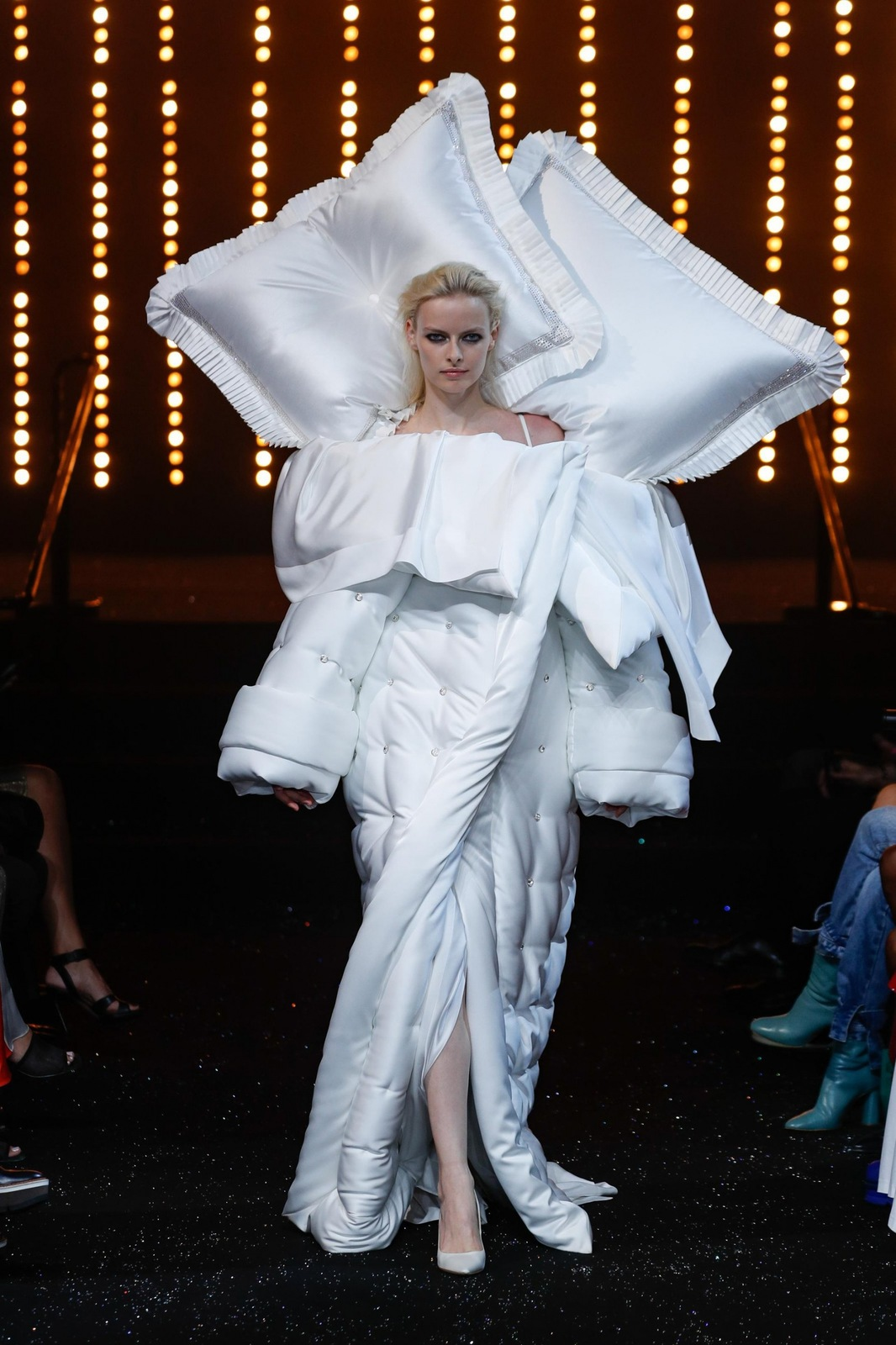 Avant Garde Models Tell Their Own Story Source Viktor Rolf