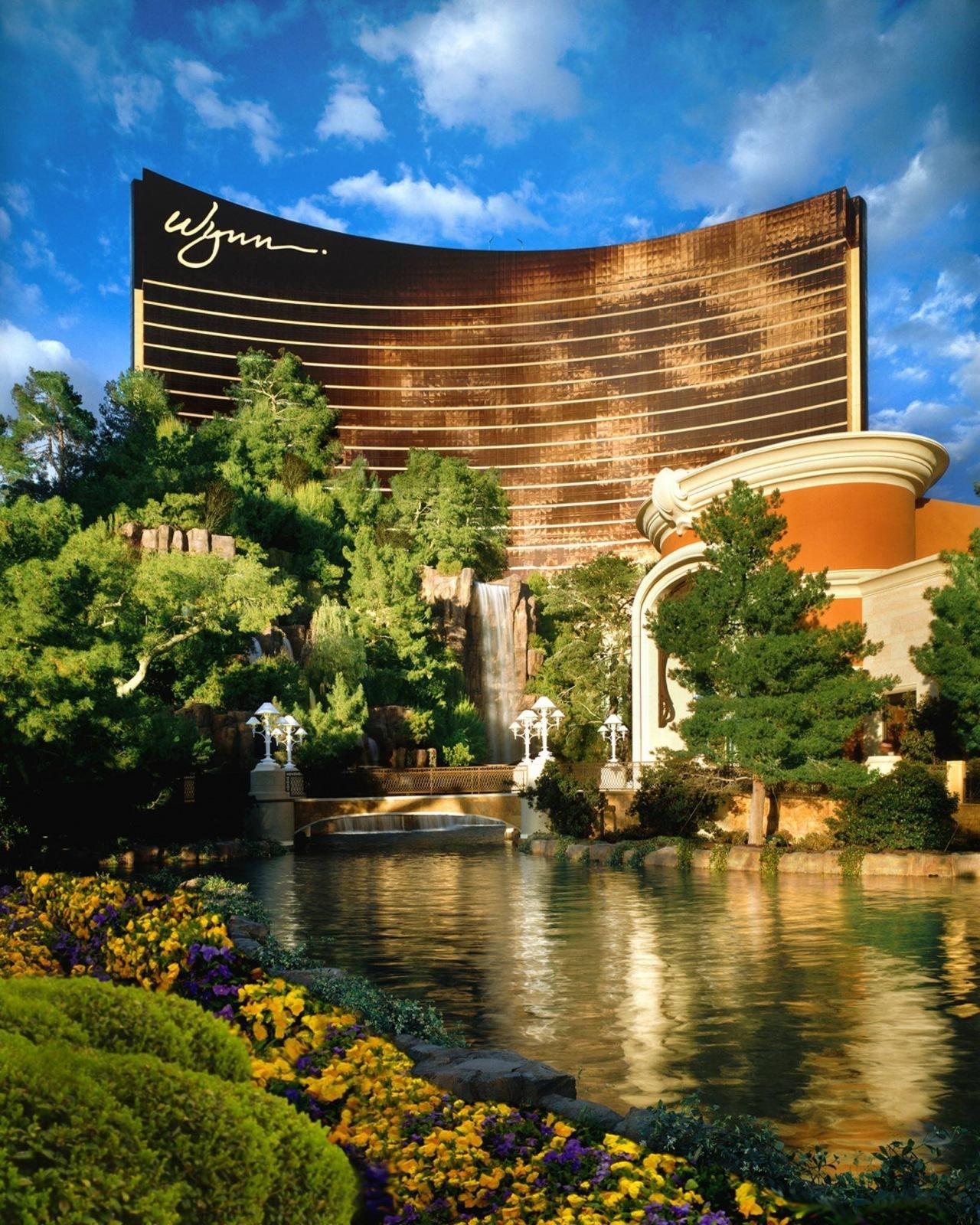 Luxusní hotel Wynn